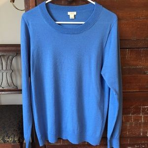 J. Crew Wool Blend Sweater